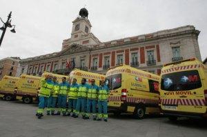 Foto de prensa presentación vehículos 2009